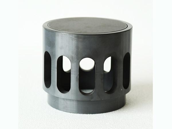 氮化硅尾气罩